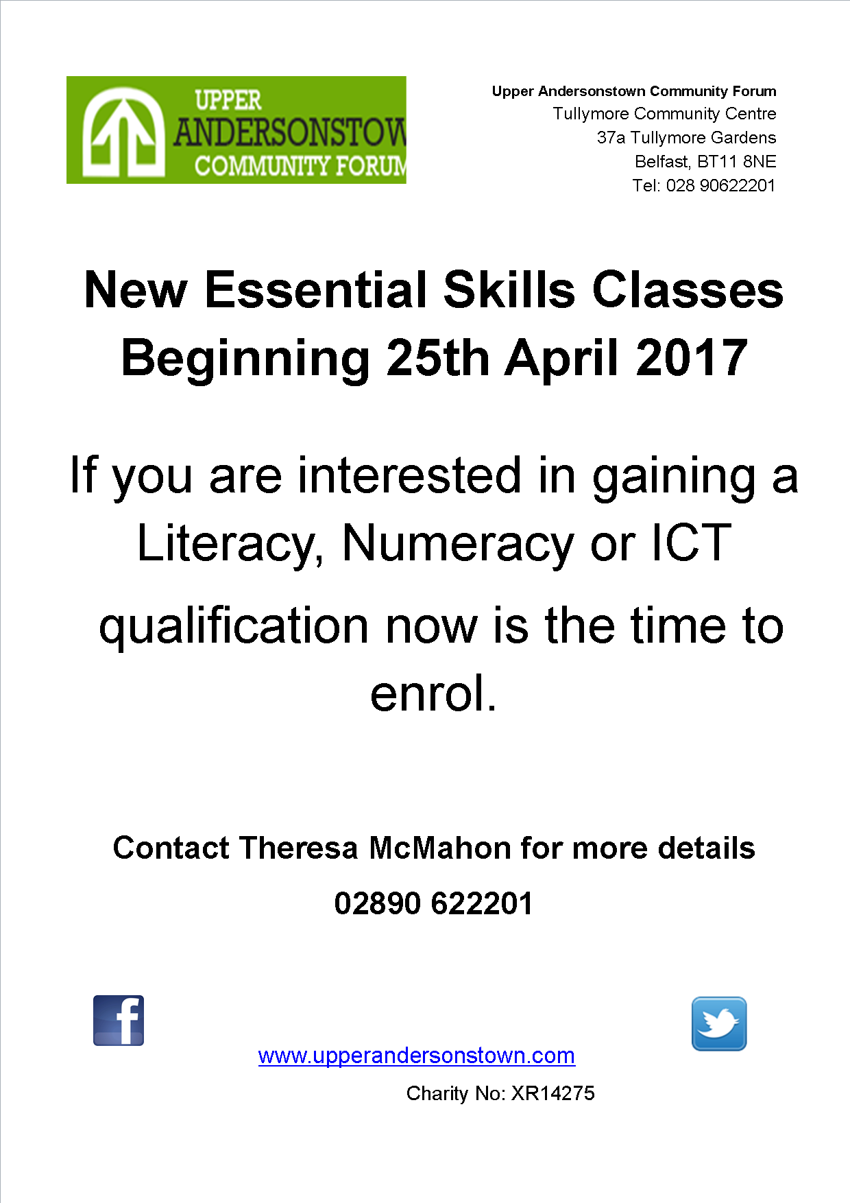 april new Essential skills 1 2017